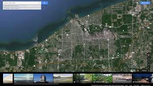 Google Maps Ohio by Lorain Ohio Map