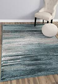 Teal Living Room Rug by Amazon Com Dalyn Rugs Mg5993te5x8 Modern Greys Rug 5 U00273