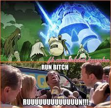 Run Bitch Run Meme - run bitch ruuuun shared by abdel bougha on we heart it
