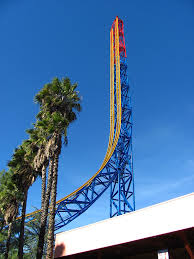 Six Flag Los Angeles File Superman Escape From Krypton Tower Jpg Wikimedia Commons