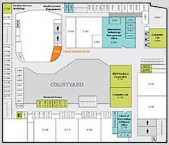 Trsm Floor Plan | academic success centre s location ted rogers school of