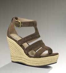 ugg sale sandals great ugg uk sale lauri 1000403 chocolate sandals counter genuine