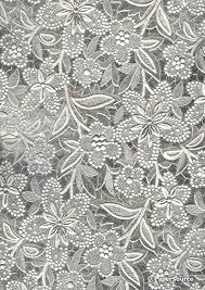 floral foil wrap silver white floral foil wrap buscar con