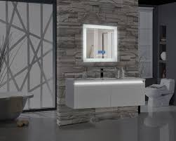 bluetooth bathroom mirror encore blu led illuminated bathroom mirror with built in bluetooth