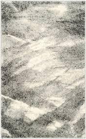 white u0026 grey retro rug retro mid century modern and mid century