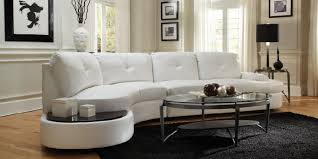 Curved Sofas For Small Spaces Curved Sectional Sofa For Small Spaces New 2018 2019