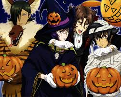 anime halloween wallpaper gundam free anime wallpaper site