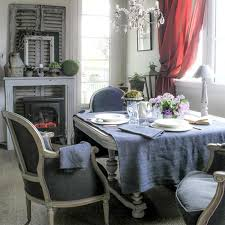 french style dining room french style dining room decorating ideas in gray and red colors