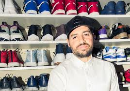 a look inside ronnie fieg u0027s sneaker closet sneakernews com