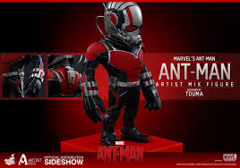 marvel ant man artist mix collectible figure toys