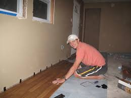 How To Do Laminate Floor Flooring Cost To Install Laminate Flooring How To Install