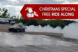 stunt driving experience ride along christmas gift unique gift