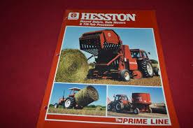 100 hesston 560 round baler operators manual gehl 960