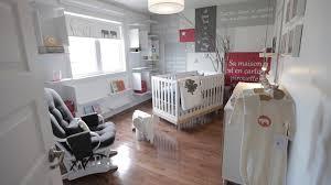 aménagement chambre bébé une chambre de bébé unisexe déco tendance casa