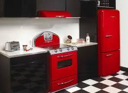 Kitchen Decor  Kitchen Decor Impressive Retro Kitchen - Fifties home decor