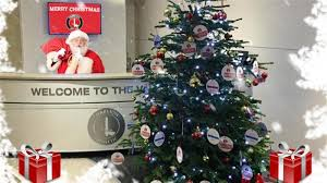 charlton athletic giving tree treat someone less fortunate this