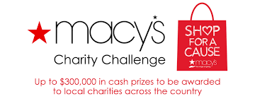 Challenge Causes Support Pcha In The Hours Of Macy S Shop For A Cause Charity
