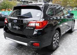 subaru outback black 2016 file subaru legacy outback limited bs9 rear jpg wikimedia commons