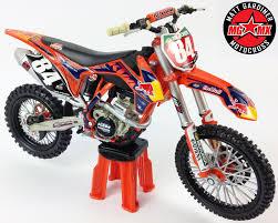red bull motocross jersey jeffrey herlings redbull ktm sxf250 1 12 die cast motocross mx toy