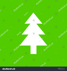 christmas tree button stock vector 499001110 shutterstock