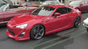 frs scion body kit scion fr s with five axis design mods youtube