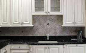 White Cabinets Dark Grey Countertops Black Countertop Backsplash Ideas Backsplash Com