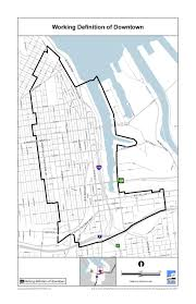 Tacoma Washington Map by Live Downtown U2014 Downtown On The Go