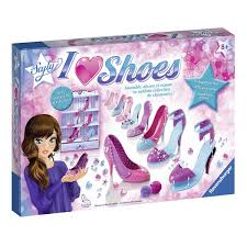 jeu i shoes ravensburger king jouet perles bijoux parfums