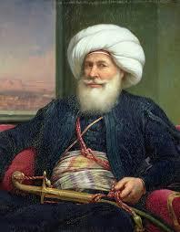 King Ottoman Muhammad Ali Pasha Albanian Ottoman Governor Later Khedive