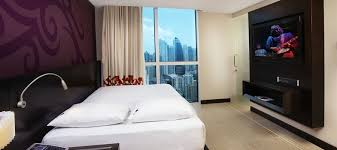 2 bedroom hotel guest rooms and suites in panama city at the hard rock hotel panama