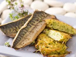 cuisiner le maquereau papillotes de maquereaux au citron recette galette de courgette