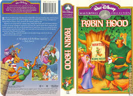 The Brave Little Toaster Goes To Mars Vhs Robin Hood Vhscollector Com Your Analog Videotape Archive