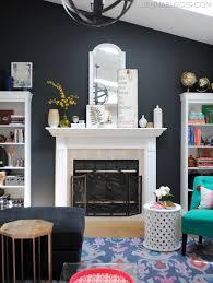 eclectic living room makeover reveal hometalk