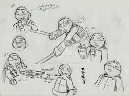 tmnt random sketches by angi shy on deviantart