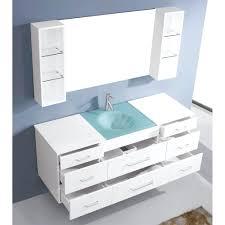Bath Vanities Canada White Bathroom Vanity Units Decorwall Hung Vanities Melbourne Wall