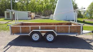 jeep kayak trailer custom 4 place canoe trailer remackel trailers