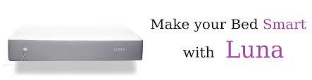 luna bed make your bed smart with luna ebuyer blog