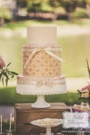 shabby chic bridal shower dolce designs