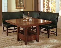 Kitchen Nook Furniture Set by Kitchen Corner Booth Dining Set With Family Diner Breakfast Nook