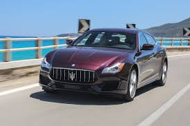 maserati quattroporte 2006 car reviews independent road tests by car magazine