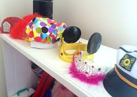 diy dress up wardrobe from a dresser