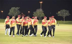 Armchair Cricket Armchair Boys Turn Tables On Dubai Cricket Council 40 U0027s Club