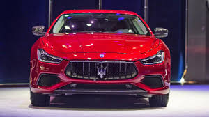 maserati jeep 2017 maserati has restyled and renamed the ghibli top gear