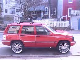 94 jeep grand eagleboyrox 1994 jeep grand specs photos modification