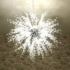 Stainless Steel Pendant Light Fittings Bocci Firework Led Light Stainless Steel Ball Lightings Restaurant