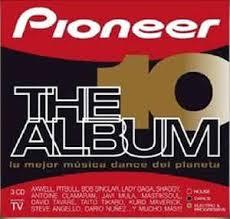 pioneer album various pioneer the album vol 10 cd album at discogs