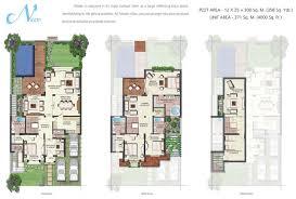 villa home plans modern villa floor plan ahscgs com