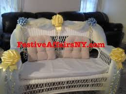 Baby Shower Chair Rentals Baby Shower Love Seat Festive Affairs Ny