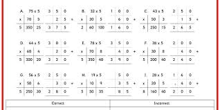 grid multiplication worksheets u0026 worksheet 612792 multiplication