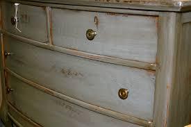 Gray Furniture Paint Doodle Bug Distressed Antique Dresser Paint U0026 Stain